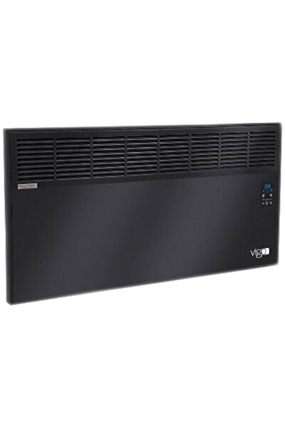 Vigo Elektrikli Panel Konvektör Isıtıcı Dijital 2000 Watt Camlı