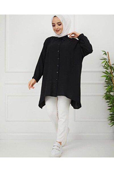 Vesmore Siyah Gömlek