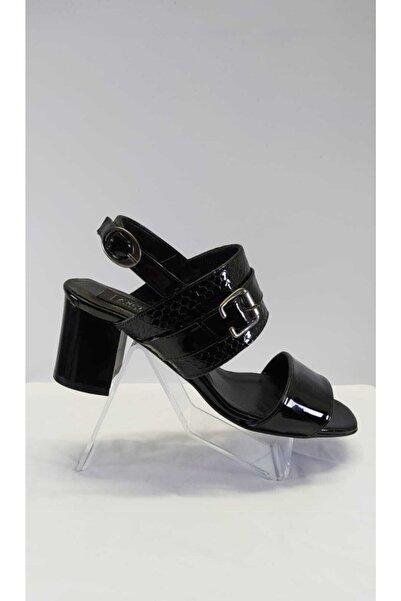 EXCLUSIVE Hakiki Deri Kadın Topuklu Ayakkabı