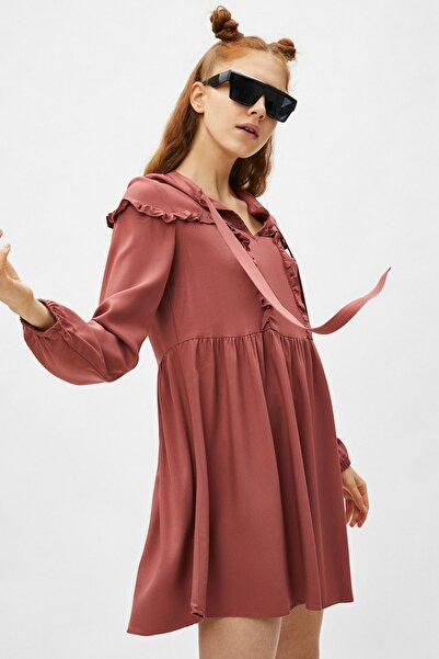 Koton Kadın Pembe Elbise