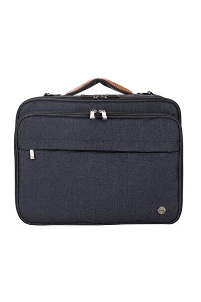 PLM Smartpack 15.6 Inç Laptop Çantası Siyah