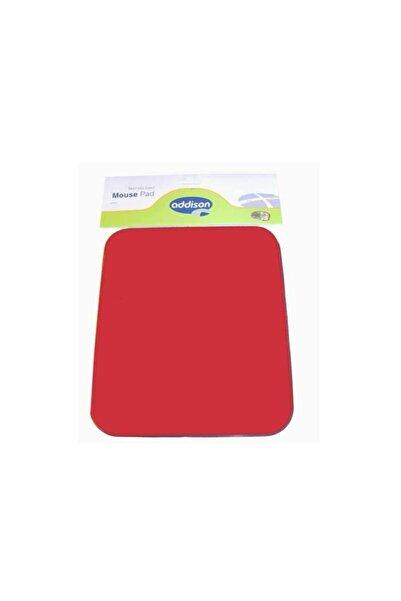 ADDISON 300141 (300143) Kırmızı Mouse Pad 22 Cm X 18 Cm