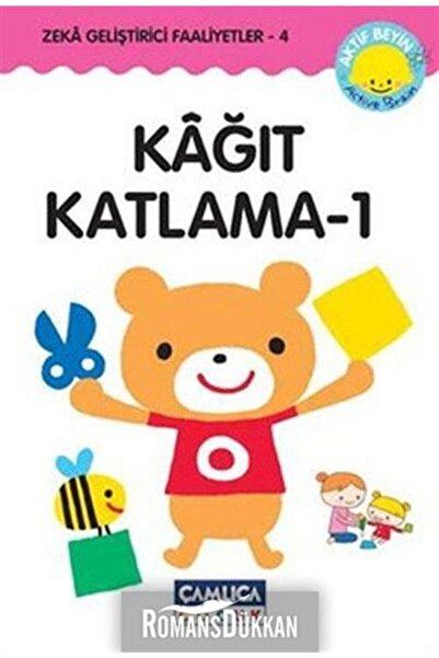 Çamlıca Çocuk Yayınları Zeka Geliştirici Faaliyetler- 4 Kağıt Katlama-1