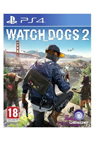 2K Games Ps4 Watch Dogs 2