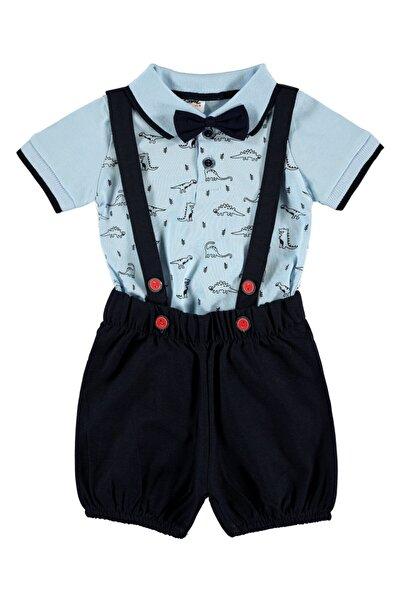 Civil Baby Erkek Bebek Şortlu Takım