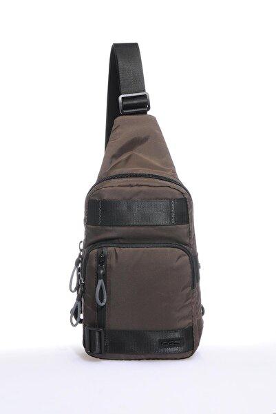 ÇÇS 31227 Kahve Erkek Body Bag