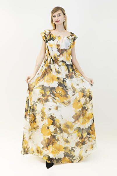 GİZİA Elbise M14yep1371