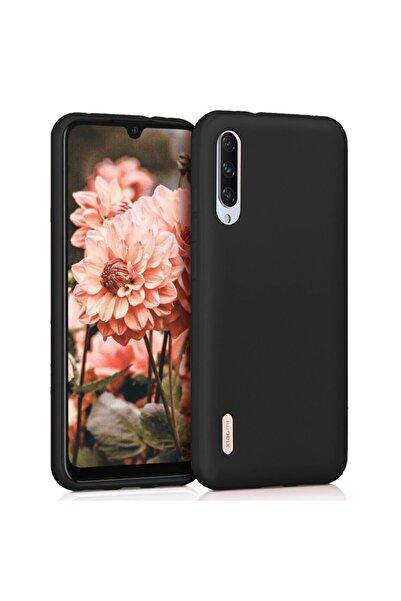 Xiaomi Microsonic Matte Silicone Mi 9 Lite Kılıf Siyah