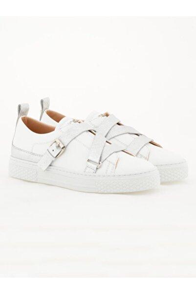 Nursace Hakiki Deri Sneaker Nsc17y-a55730