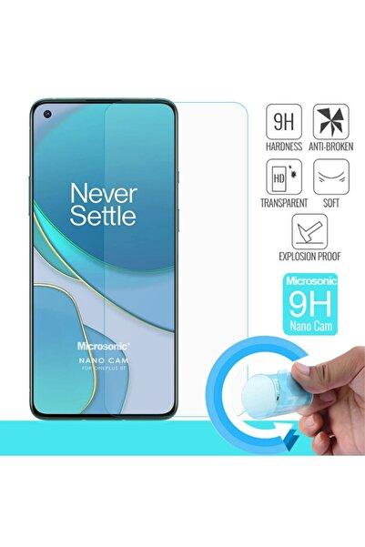 Oneplus Microsonic 8t Nano Glass Cam Ekran Koruyucu