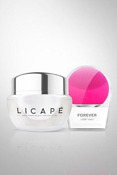 Licape Leke Kremi Ve Cilt Beyazlatıcı + Forever Yüz Temizleme Cihazı