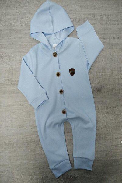 Bebek Exclusive Erkek Bebek Mavi Tulum
