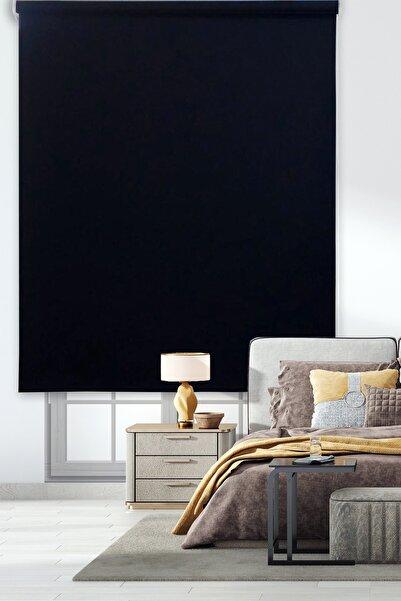 Rengin Home 1. Sınıf Mat Siyah Stor Perde