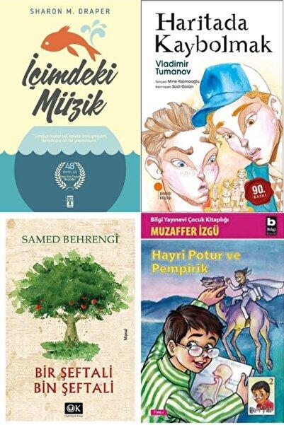 Optimum Kitap Içimdeki Müzik, Haritada Kaybolmak, Bir Şeftali Bin Şeftali, Hayri Potur Ve Pempirik Kitap Seti