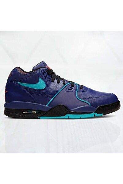 Nike Air Flight 89 Purple Teal Cj5390-500 Re