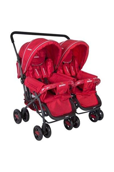BENETO İkiz Bebek Arabası