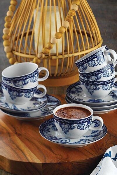 Kütahya Porselen Zeugma Kahve Fincan Takımı 939016