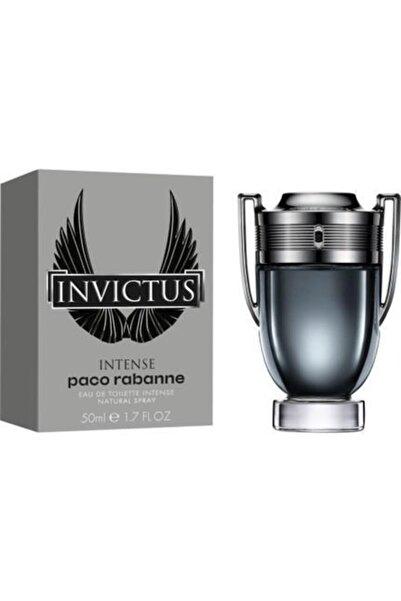 Paco  Rabanne Invictus Intense Edt 50 ml Erkek Parfüm 3349668543052