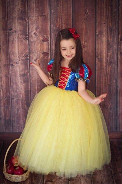 NgiysemKids Tarlatanlı Pamuk Prenses Kostümü