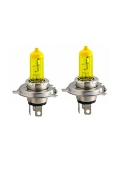 Light H4 Limon Sarısı Ampul Weather Vısıon Xenon Effect