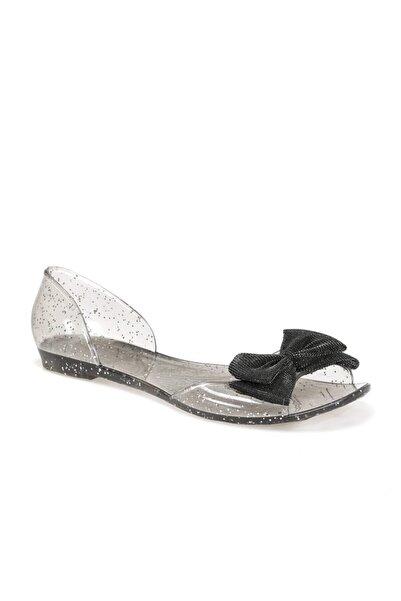 Polaris 400304.Z Gümüş Kadın Parmak Arası Terlik 100505269
