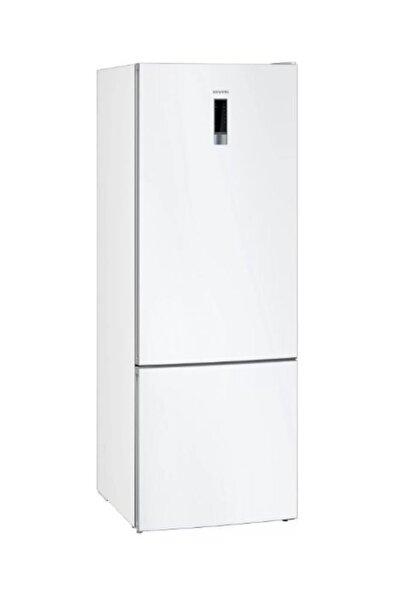 Siemens Kg56nvwf0n A++ 559 Lt Kombi No Frost Buzdolabı Beyaz