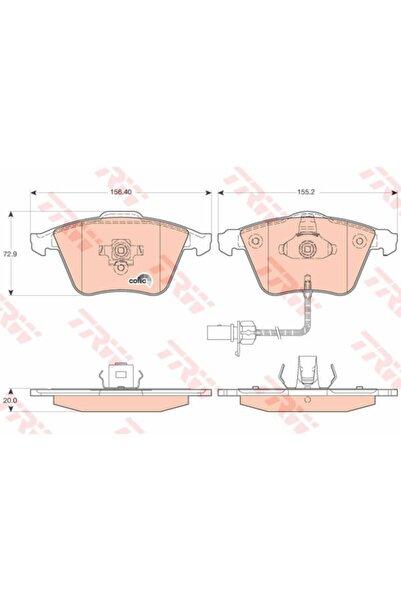 TRW Fren Balatası - Audı A4 - 3.2 Fsı Quattro-188 Kw 2006 - 2009