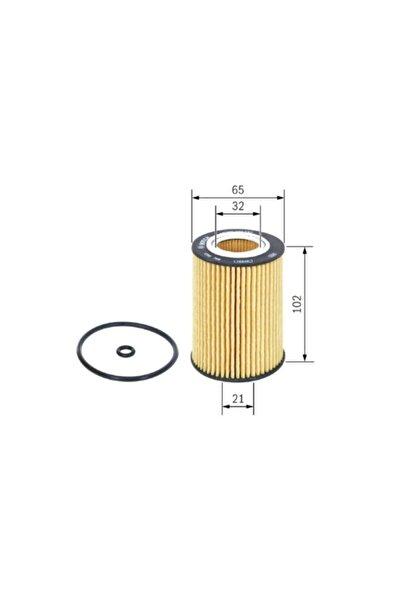 Bosch Yağ Filtresi - Audı A4 - 2.0 Tdı-110 Kw 2013 - 2015