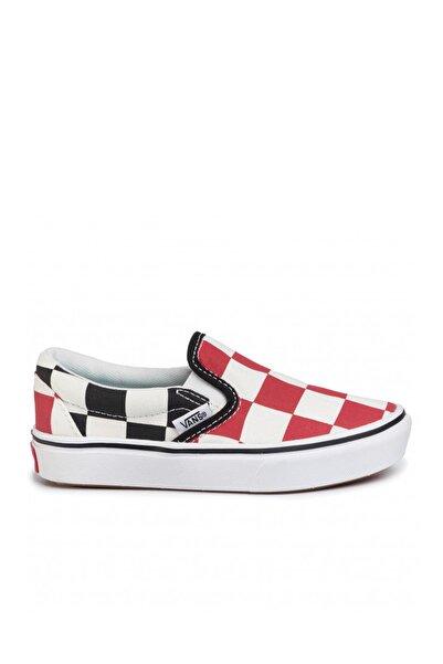 Vans Çocuk Sneaker - UY ComfyCush Slip-On - VN0A4U1SXWD1
