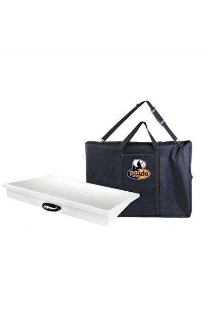 Global Ofis Panda 50x70 Cm Led Işıklı Masa Üstü Çizim Masası Glb - Çantalı