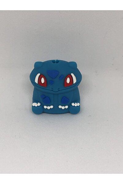 threed Pokemon Silikon Kablo Koruyucu