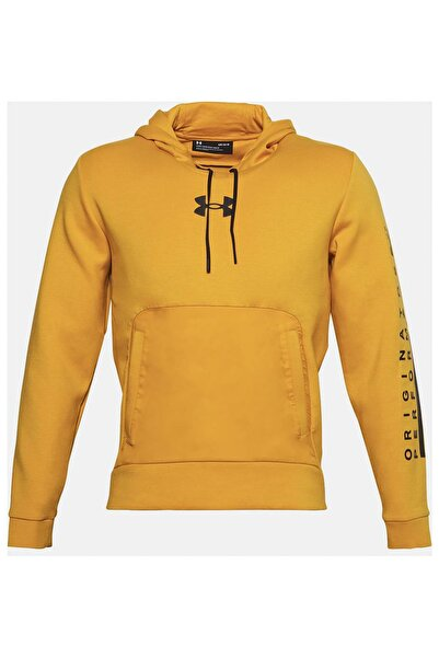 Under Armour Erkek Spor Sweatshirt - UA Summit Knit Hoodie - 1360730-711