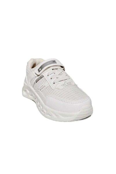 PAPUÇÇ Almera Beyaz Çocuk Ayakkabı