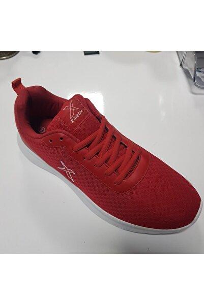 Kinetix Erkek  Denver Kırmızı Sneaker