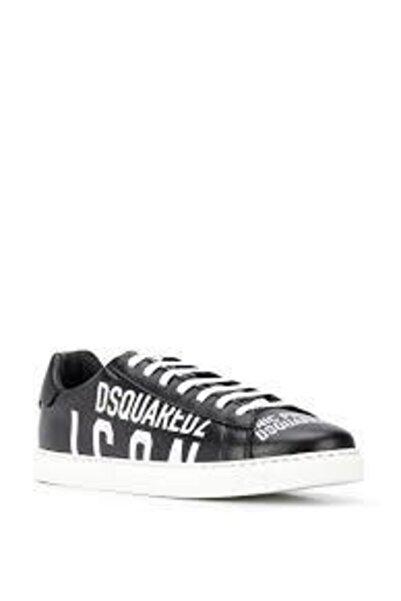 DSquared2 Erkek  Icon Sneaker