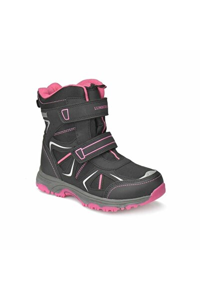 lumberjack 7w Lıght,sıyah/fusya Kadın Spor Ayakkabı