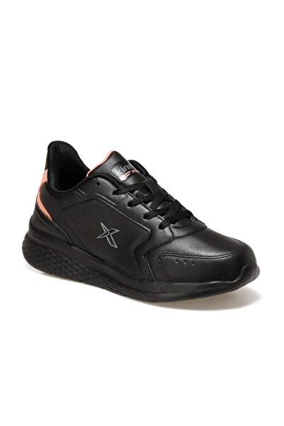 Kinetix Kadın Siyah Günlük Yürüyüş Ayakkabı 100535979