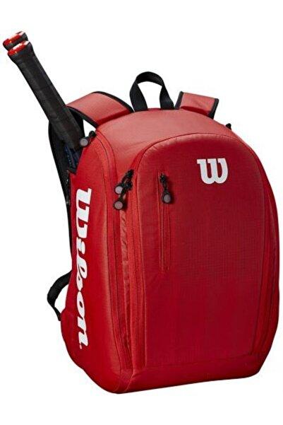 Wilson Tour Backpack Kırmızı Tenis Sırt Çantası Wrz847996
