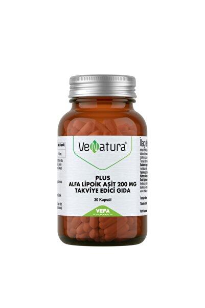 VeNatura Plus Alfa Lipoik Asit Takviye Edici Gıda