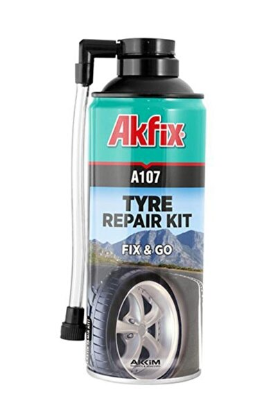 Akfix A107 Lastik Tamir Spreyi 300 ml