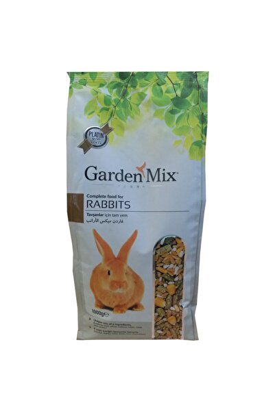 Gardenmix Garden Mix Platin Seri Tavşan Yemi 1 Kg