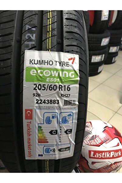 Kumho 205/60r16 Kh27 87h Yazlık 2021 Tarihli