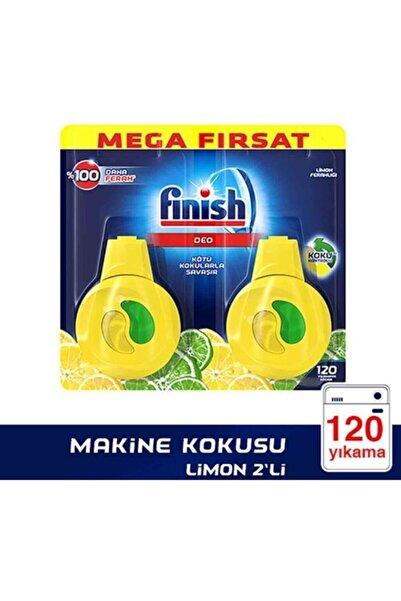 Finish 2'li Limon Bulaşık Makinesi Kokusu