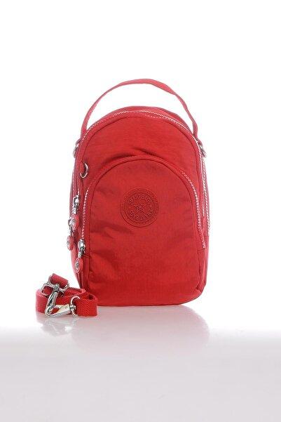 SMART BAGS Smb3031-0019 Kırmızı Kadın Çapraz Çanta