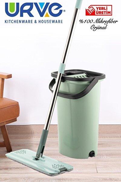 URVE Smart Flat Mop Temizlik Seti
