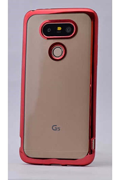 LG G5 Kılıf Lazer Kaplama Silikon