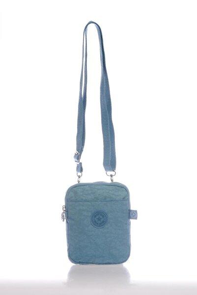 SMART BAGS Smb3059-0050 Buz Mavisi Kadın Çapraz Çanta