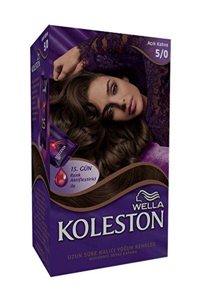 Koleston Kit 5.0 Açık Kahve