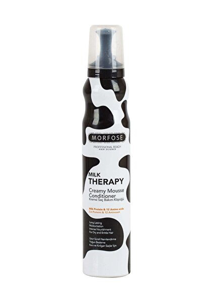 Morfose Milk Theraphy Saç Köpüğü 200 ml