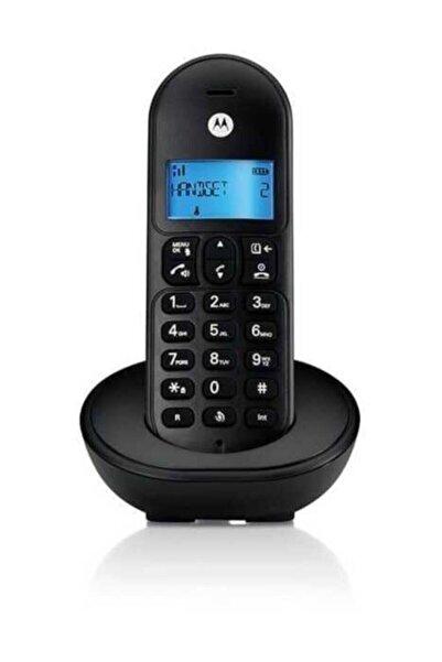 Motorola T101+ Kablosuz Dect Telefon Siyah